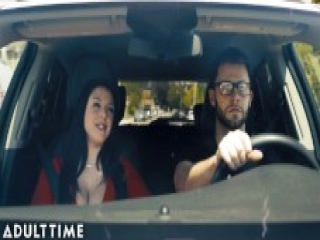 Perspective- Angela White Cheating on Seth Gamble- ADULT TIME