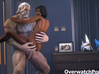Overwatch XXX Pharah Video Compilation