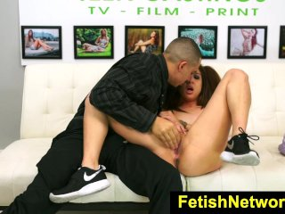 FetishNetwork Mila Jade rough teen sex