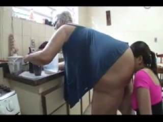 Giant Barbara Forcing Her Slave To Smell Farts & Lick Enormous Ass