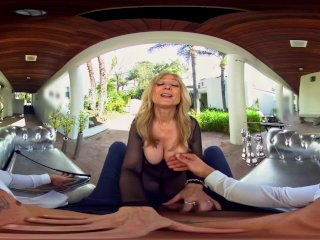 Nina Hartley delivers confidence in a big way