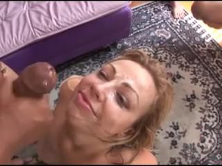 FACES OF CUM Adrianna Nicole 2