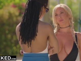 BLACKED Divorcee Craves Mandingos BBC