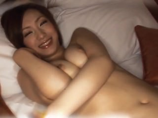 Full bedroom sex tape starring naked Nene Iino